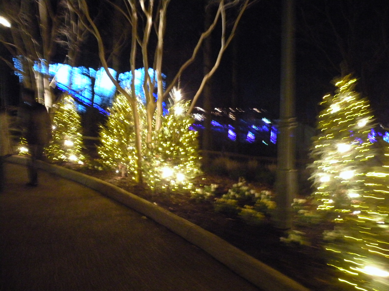 Christmas Town At Busch Gardens Williamsburg 24hourbuffet